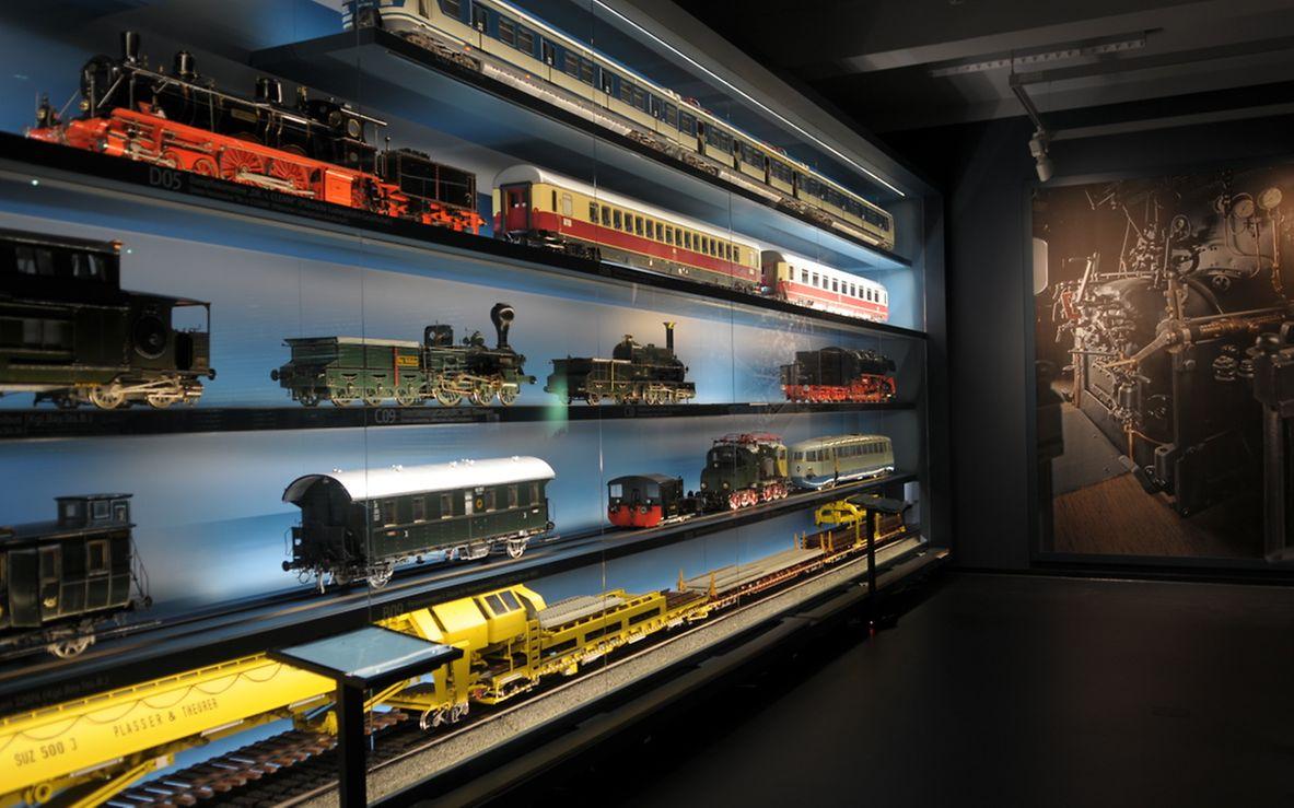 """DB Museum Nürnberg mit neuer Dauerausstellung: Das """"Modellarium"""""""